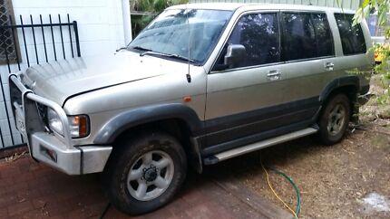 Holden jackaroo  Malak Darwin City Preview