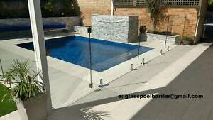 Frameless Glass pool fencing from $250/Lm (Fully Installed)