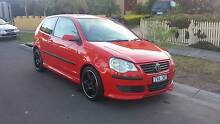 2005 Volkswagen Polo Hatchback Roxburgh Park Hume Area Preview