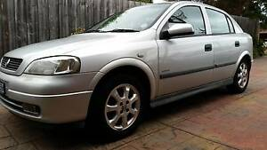 2002 Holden Astra Hatchback Heatherton Kingston Area Preview