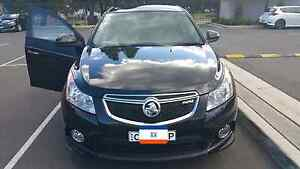 Holden Cruze SRIV 2012 - Black Ashfield Ashfield Area Preview