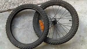 16 inch kids pushbike rim and tyres Reedy Creek Gold Coast South Preview