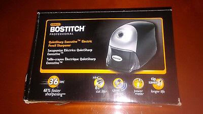 Stanley Bostitch Professional Quiet Sharp Executive Electric Pencil Sharpener