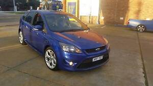 2008 Ford Focus XR5 Turbo - RWC & Rego Included! St Kilda East Glen Eira Area Preview