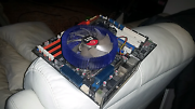 Asus P6T motherboard X58 with i7 930 Footscray Maribyrnong Area Preview
