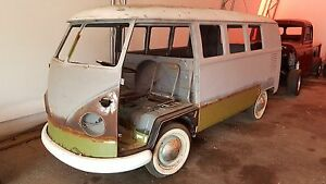1967 Volkswagen split window van