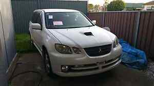 Mitsubishi Airtrek Gta 2005 Awd WRECKING/DISMANTLING all parts Berkshire Park Penrith Area Preview
