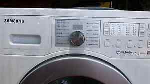Samsung 7.5kg Eco Bubble washing machine for parts Helensvale Gold Coast North Preview