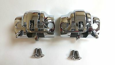 1961-1964 Chevy Impala Convertible Top Latch Assembly Pair Left Right  Nova for sale  Shipping to Canada
