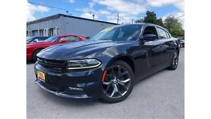 2017 Dodge Charger SXT RALLEY MOONROOF NAVIGATION 20 INCH WHEELS