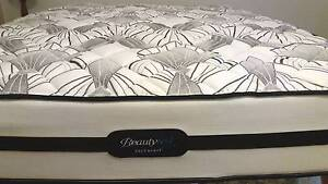 Queen mattress,  Beautyrest Pocket Spring super firm,  As New Grafton Clarence Valley Preview
