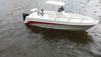 rc boat hull console sportsfisher