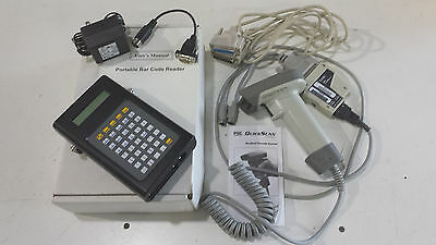 Bcp-502 Portable Bar Code Scanner With Psc Quick Scan 6000 Wand