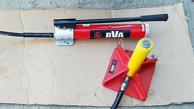 Enerpac Bva Hydraulic Pump Cylinder Base Plate Set Rc1010 Jbi-10 P1000 -nice