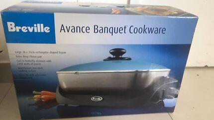Breville Advanced banquet cookware