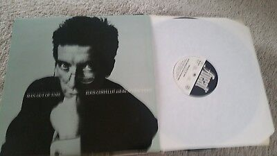 """ELVIS COSTELLO MAN OUT OF TIME XX28T 12"""" SINGLE  UNPLAYED"""