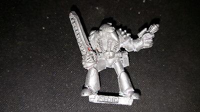 Warhammer 40k - Space Marine Medic #1 **Metal** OOP