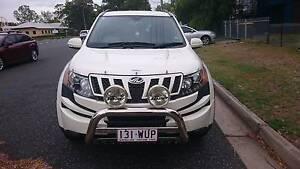 2012 Mahindra XUV500 Wagon Amberley Ipswich City Preview