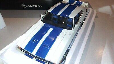 RARE 1978 FORD FALCON XC COBRA COUPE AUTOART 1/18 European steering Right side