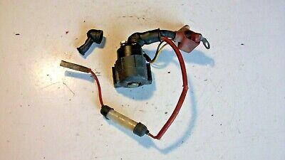 Honda CM 185 / CM 200 T (Twinstar)(18)- Anlasserrelais Magnetschalter