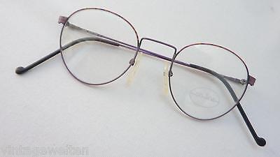 Online Glasses Frames Pantoform Delicate Featherlight Unisex New SIZE S