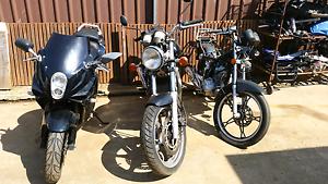 Motorbikes for sale Willmot Blacktown Area Preview