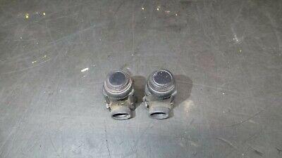 Gebraucht, 1Y168-41 Mercedes W210 E Klasse 2x Parksensor PDC Einparkhilfe A0015427418 gebraucht kaufen  Hanau