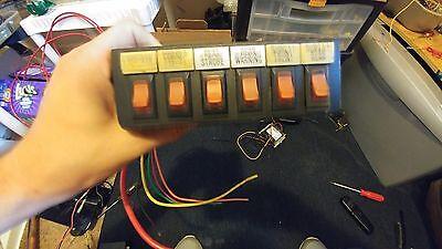 Federal Signal Sw300 Switchbox