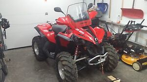 Can Am Renegade 800R 2009