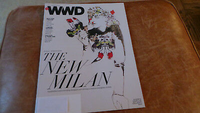 WWD Magazine New Milan Designers; New York & London Fashion; POLO Feb 2016 #3 NF