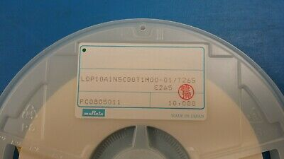1000lqp10a1n5c00 Murata 0402 Chip Inductor 1.5nh 0.2nh 1 Element Air-core