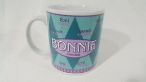 Bonnie Coffee Mug International Personalised Name Giftcraft Stanley Papel Cup