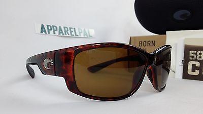 efae0596e143 New Costa del Mar Luke Bryan Polarized Sunglasses Tortoise Amber 580P  Fishing