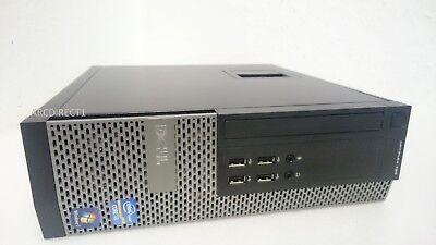 Dell OptiPlex 790 SFF Desktop PC i3, 8GB DDR3 RAM, 250GB HDD, Win 10 Pro