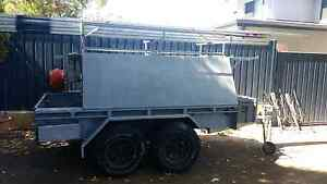 Custom Trades Trailer 10x5ft Ashfield Bassendean Area Preview