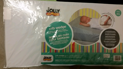 Anti reflux crib wedge