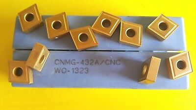 Cnmg-432a Cnc Hertel Turning 10 Inserts