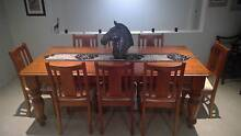 Dining Suite Seats 8 Narre Warren North Casey Area Preview