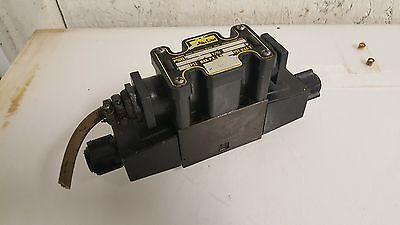 Parker Hydraulic Valve, D1VW4CNYCH 75, 5000 psi, 120V, Used, WARRANTY