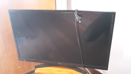 32 inch teac Lcd Tv with Dvd