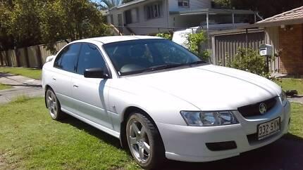 2005 Holden Commodore Sedan Executive VZ
