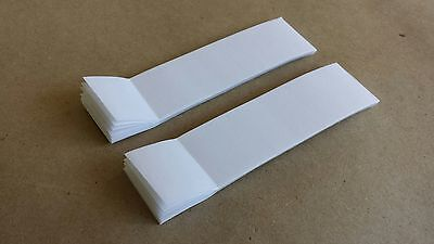 "IPC 1404  1"" X 4"" TWO SIDED TAPE PADS / 2 PACK"