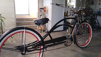 Custom stretch cruiser bike  (Custom Cruiser Bikes)