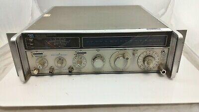Hewlett Packard 8640a Signal Generator