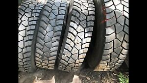Secondhand 1200R20 Goodyear Tyres Port Hedland Port Hedland Area Preview