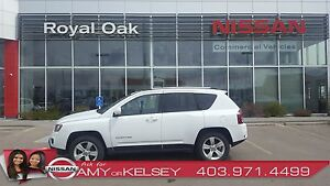 2015 Jeep Compass High Altitude ** HEATED SEATS/ACCIDENT FREE **