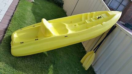 Yellow Kayak For Adults