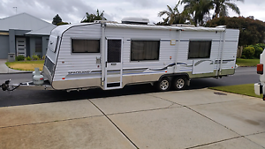 Caravan Spaceland  2008  26 ft. SOLD PENDING PICK UP Morley Bayswater Area Preview