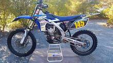 2013 Yamaha 250f Ipswich Ipswich City Preview