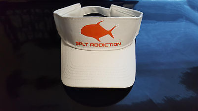 Salt Addiction Saltwater Fishing hat Flats,ocean,deep sea,rod,life,reel
